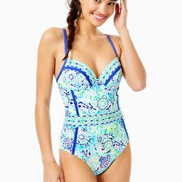 Palma One-Piece Swimsuit | Lilly Pulitzer
