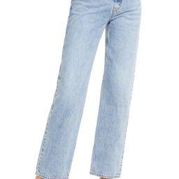 Women's High Waist Dad Jeans   Nordstrom