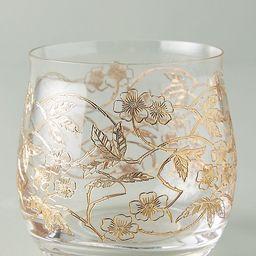 Fiorella Stemless Wine Glasses, Set of 4 | Anthropologie (US)