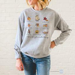 Fall Shirt-Fall Sweatshirt-Fall Sweater-Womens Fall Shirt-Fall Sweatshirt for Women-Autumn Sweate...   Etsy (US)
