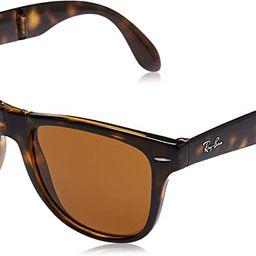 Ray-Ban RB4105 Folding Wayfarer Square Sunglasses   Amazon (US)