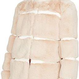 Keepsake Women's Ariel Faux Fur Coat | Amazon (US)