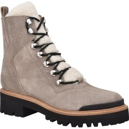 Izzie Genuine Shearling Lace-Up Boot | Nordstrom