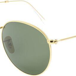 Ray-Ban RB3447 Round Metal Round Sunglasses | Walmart (US)