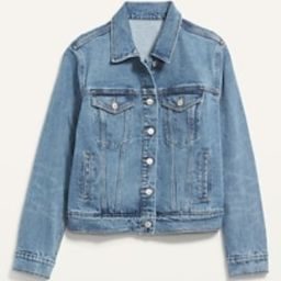 Classic Jean Jacket for Women   Old Navy (US)
