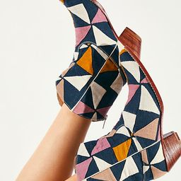 Mosaic Western Boots | Free People (US)