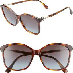 57mm Special Fit Sunglasses   Nordstrom   Nordstrom Rack