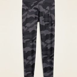 High-Waisted PowerSoft Side-Pocket Leggings for Women | Old Navy (US)