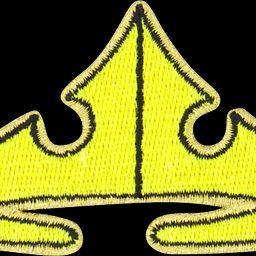 Disney Princess Crown Patch | Stoney Clover Lane