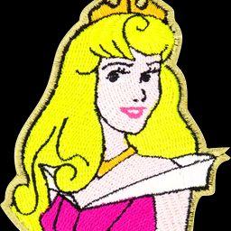 Disney Princess Aurora Patch | Stoney Clover Lane