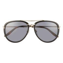 56mm Aviator Sunglasses   Nordstrom