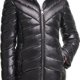 Faux Fur Front Zip Puffer Jacket | Nordstromrack | Nordstrom Rack