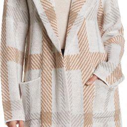 Rocco Plaid Notch Lapel Jacket | Nordstrom Rack