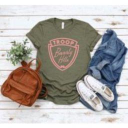Troop Beverly Hills Inspired Top   Etsy (US)