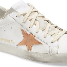 Super-Star Low Top Sneaker, Golden Goose, GGDB, White Sneakers, Fall Shoes, Womens White Sneakers   Nordstrom