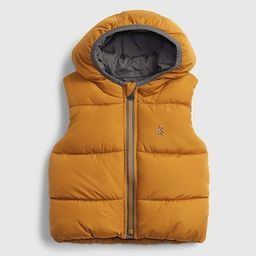 Baby ColdControl Max Puffer Vest | Gap (US)