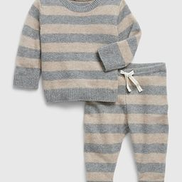 Baby Striped Sweater Outfit Set | Gap (US)