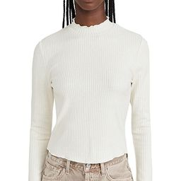 Make My Day Top, Ivory Sweater, Mock Neck Sweater, Casual Fall Outfits, Fall Outfits Women   Shopbop