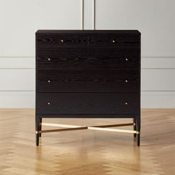 Connoisseur Black Dresser Model 1003 + Reviews | CB2 | CB2