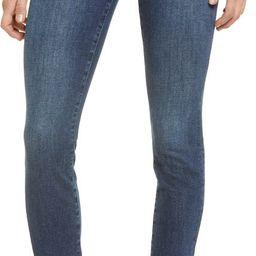 Good Legs Raw Hem Skinny Jeans | Nordstrom