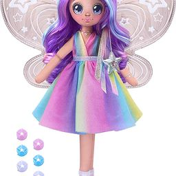 Dream Seekers Light Up Doll Pack – 1pc Toy | Magical Light Up Fairy Fashion Doll Stella, Multic... | Amazon (US)