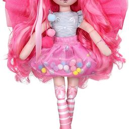Dream Seekers Doll Single Pack – 1pc Toy | Magical Fairy Fashion Doll Bella | Amazon (US)