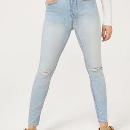Free Assembly Women's High Rise Skinny Jeans - Walmart.com   Walmart (US)