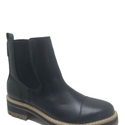 Time and True Women's Lug Chelsea Boot (Wide Width Available) - Walmart.com | Walmart (US)