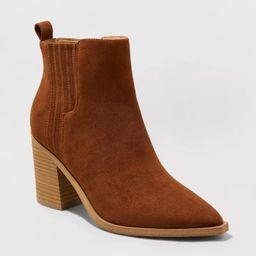 Women's Whitney Heeled Boots - Universal Thread™ | Target