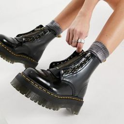 Dr Martens Sinclair vegan boots in black | ASOS | ASOS (Global)