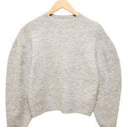 Chevron Crop Sweater | Nordstrom