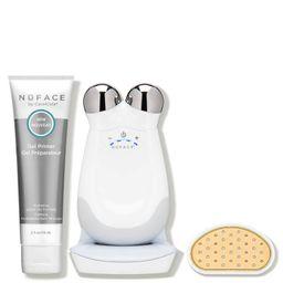 NuFACE Trinity + Trinity Wrinkle Reducer Attachment Set (Worth $474) | Skinstore