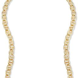 Reoxvo 18K Gold Chain Necklaces for Women Paperclip/Snake/Link/Mariner Chain Necklace and Bracelet S   Amazon (US)