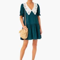 Peacock Green Kit Dress   Tuckernuck (US)