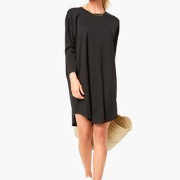 Black Sue Sweatshirt Dress   Tuckernuck (US)