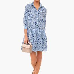 Hydrangea Hayes Shirt Dress   Tuckernuck (US)