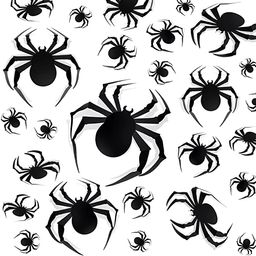 Halloween Home Decorations, 60 PCS 3D Large Spider, Realistic PVC Spider Stickers for Halloween E...   Amazon (US)