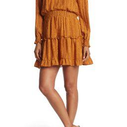 Emma Floral Print Ruffle Dress   Nordstrom Rack