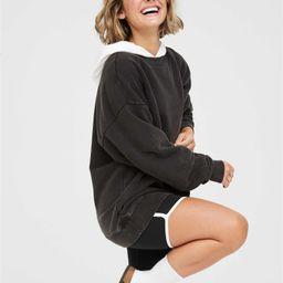 OFFLINE Throw-Back Fleece Crew Neck Sweatshirt   American Eagle Outfitters (US & CA)