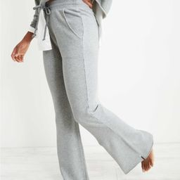 Aerie Weekend Kick-It High Waisted Flare Pant | American Eagle Outfitters (US & CA)