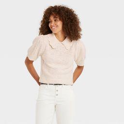 Women's Short Sleeve Crewneck T-Shirt Sweater - Universal Thread™ | Target