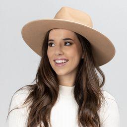 Rancher Hat - Caramel | BuddyLove