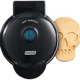 DashTM Skull Mini Waffle Maker in Shimmer   Amazon (US)
