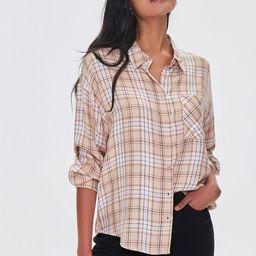 Plaid Pocket Shirt   Forever 21 (US)
