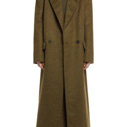 Jaka Virgin Wool & Alpaca Coat   Nordstrom