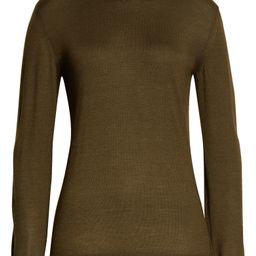 Demme Cashmere & Silk Turtleneck Sweater   Nordstrom