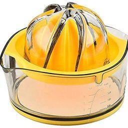 Citrus Juicer,Lemon Squeezer,Citrus Orange Squeezer Manual Hand Juicer Lime Press Anti-Slip Lid R... | Amazon (US)