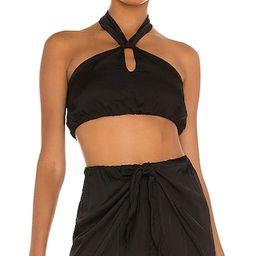 Alaric Top in Black   Revolve Clothing (Global)