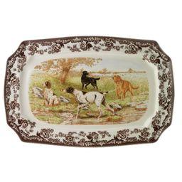 Woodland Rectangular Platter | Wayfair North America