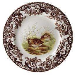 "Woodland Quail 11"" Bone China Dinner Plate | Wayfair North America"
